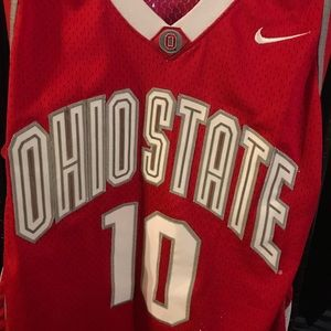 Men's Basketball Jersey Ohio State #10